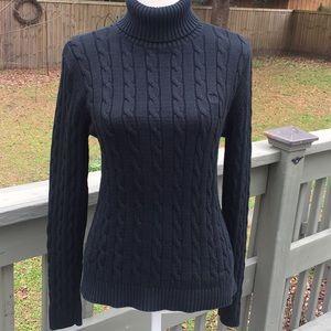 Black Chaps Sweater
